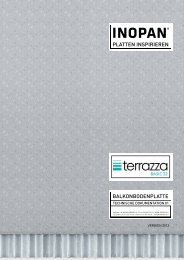 Doku Terrazza Basic 32mm(pdf ) - Inopan
