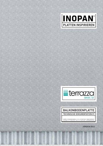 Doku Terrazza Basic 32mm(pdf ) - Inopan