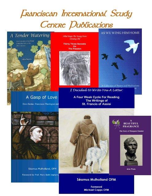 Franciscan International Study Centre Publications - OFM