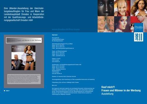 Kauf mich?! Frauen und Männer in der Werbung Ausstellung