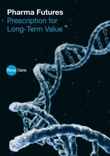 Prescription for long-term value - Pharmafutures