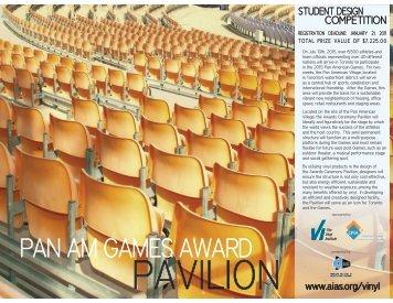 Program(PDF) - AIAS/Vinyl Institute Student Design Competition