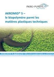 AKROMID® S - AKRO-PLASTIC GmbH