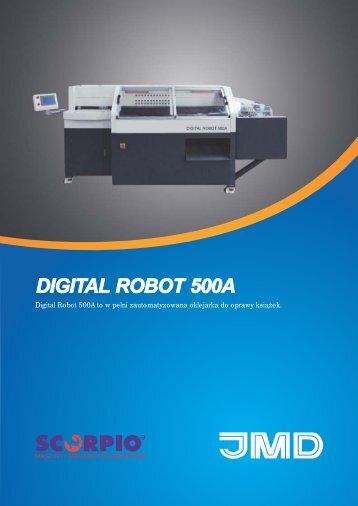 DIGITAL ROBOT 500A - Scorpio