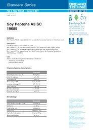 Standard Series Soy Peptone A3 SC 19685 - TekniScience.com