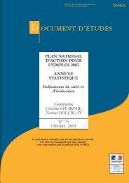 DE2003-075 - Plan national d'action pour l'emploi 2003 (docv2) (pdf ...