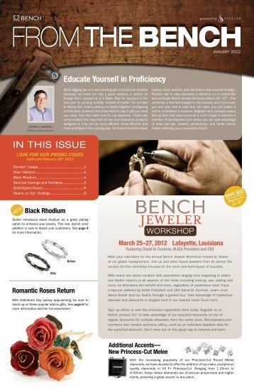 Bench - Stuller