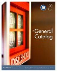 Catalog 70 - National University