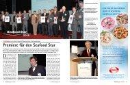 Premiere für den Seafood Star