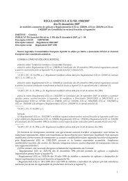1 REGULAMENTUL (CE) NR. 1580/2007 din 21 decembrie 2007