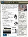 Garaventa Genesis OPAL Model Brochure - Page 2