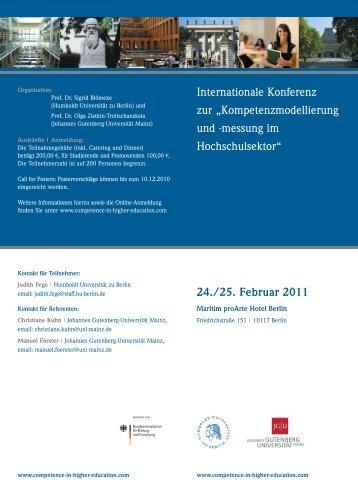 HU-flyer 105x290 L11-lang - Johannes Gutenberg-Universität Mainz
