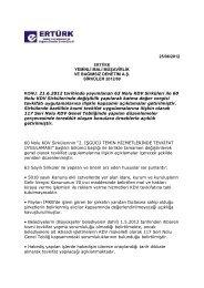 2012-69-63 seri nolu KDV sirküleri - Türkiye Otelciler Federasyonu