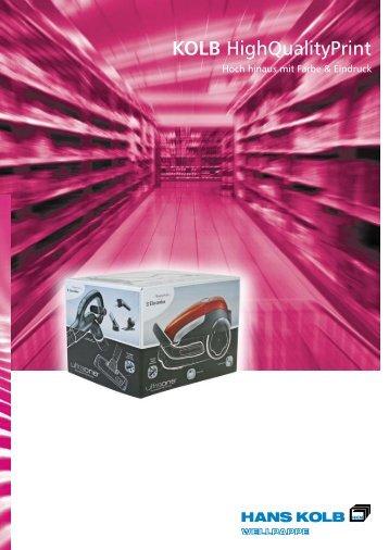 K OLB - Hans Kolb Wellpappe GmbH & Co