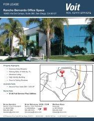 MulvaneySandersB...a Del Campo.pdf - Voit Real Estate Services