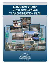 Document - Hampton Roads Transportation Planning Organization
