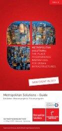 Metropolitan Solutions – Guide - Isocarp