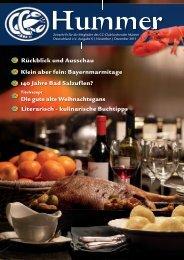 Download dieser Ausgabe (PDF, 3 MB) - CC-Club kochender Männer