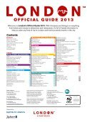 OFFICIAL GUIDE 2013 - London & Partners - Page 3