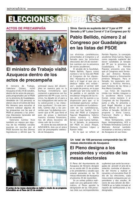 Breve - Ayuntamiento de Azuqueca de Henares