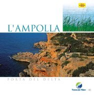 inf.general [pdf - 2415 kb. ] - Ajuntament de l'Ampolla