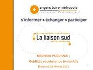 PETITE LIAISON SUD - Angers Loire Métropole