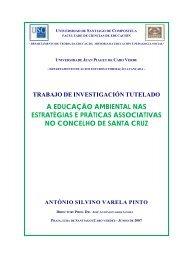 a educação ambiental nas estratégias e práticas associativas no ...