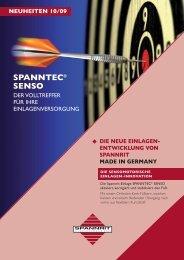 SPANNTEC® SENSO - spannrit