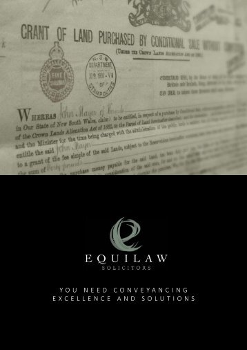 equilaw-conveyancing-booklet