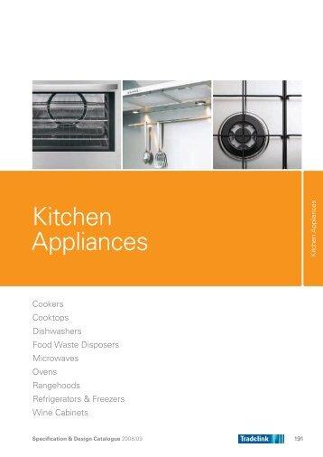Kitchen Appliances - Mico Design