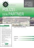 Kreisgruppe Bundespolizei Hannover Kinderfest der Gewerkschaft ... - Page 2