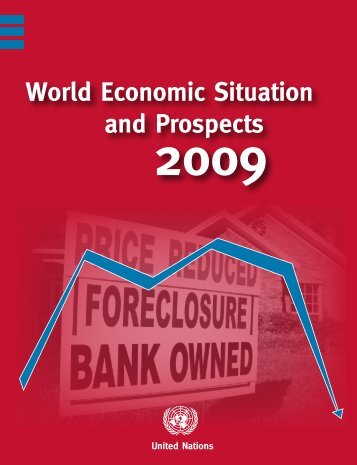 World Economic Situation and Prospects 2009 - CINU