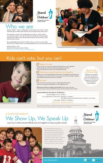 English (PDF) - Stand for Children