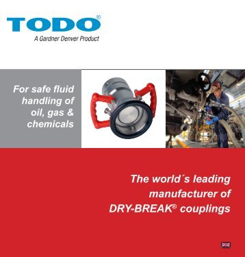 The world´s leading manufacturer of DRY ... - L.B.L Trading Ltd.