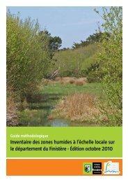 Un inventaire - Zones Humides Finistère