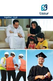 Corporate Brochure - t'azur