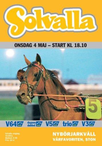2 - Solvalla