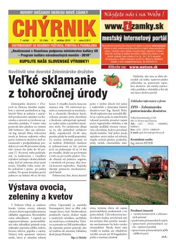Veľké sklamanie z tohoročnej úrody - izamky.sk