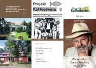 Info - Projekt Kaffeetwete eV