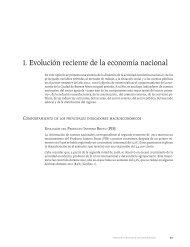 I. Evolución reciente de la economía nacional - Buenos Aires Ciudad