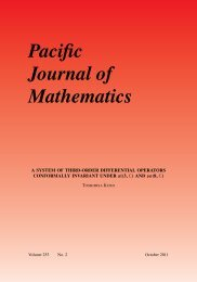 A system of third-order differential operatorsconformally invariant ...