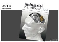 Industrie Handbuch 2013 (Schreibgeschützt) - Maschine + Werkzeug