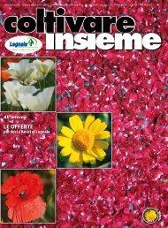 Numero 5 - 2011 - Giugno - Cooperativa Agricola di Legnaia