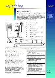 DGC vejledning nr. 51 - Snavs i små gaskedler - HMN Naturgas