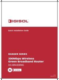 QIG DG-BR4300NG v3.cdr - Digisol.com