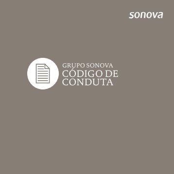 CódiGo de Conduta - Sonova