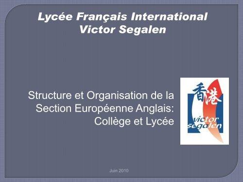 ce lien. - Lycée français international Victor Segalen