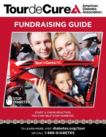 2013 Fundraising Guide - American Diabetes Association