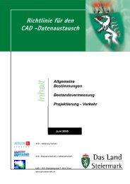 Richtlinie für den CAD -Datenaustausch