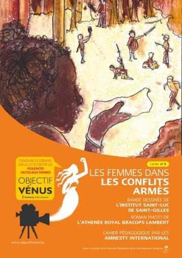 conflits armés - AMNESTY INTERNATIONAL.be